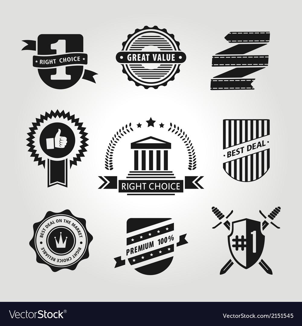 Set symbols
