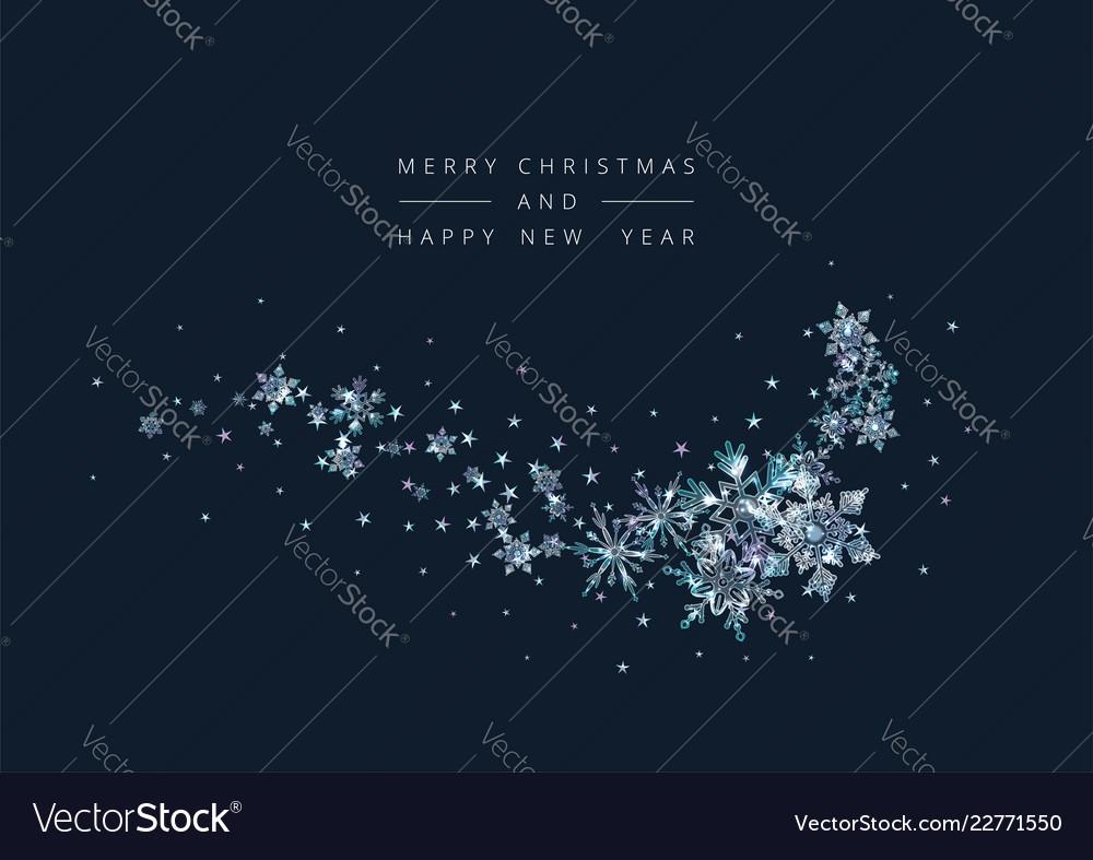 Christmas Background Christian.Christmas Background Crystal Snowflakes