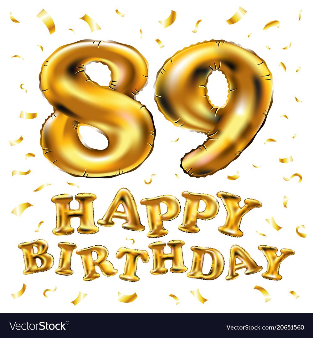 Поздравление на 89 летие женщине
