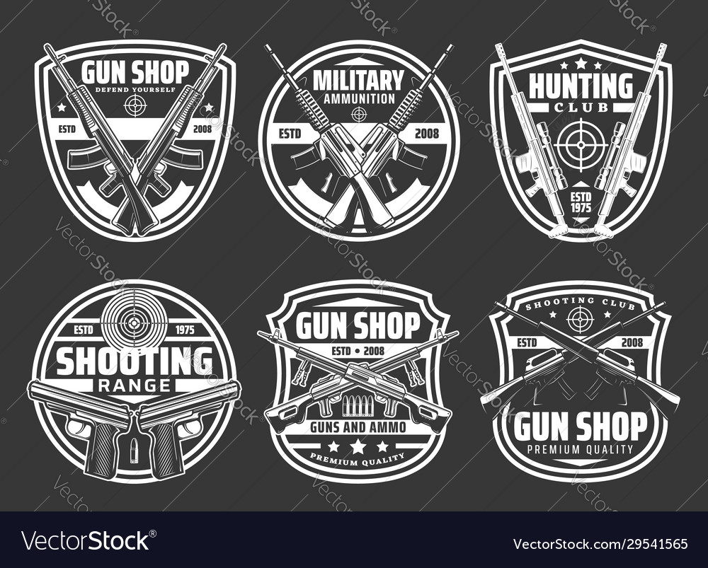 Guns ammo and rifles weapon bullets and targets