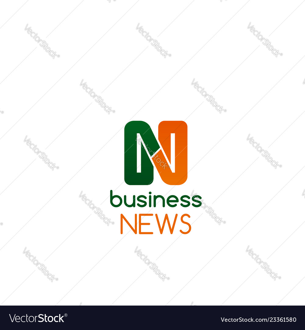 Business news badge