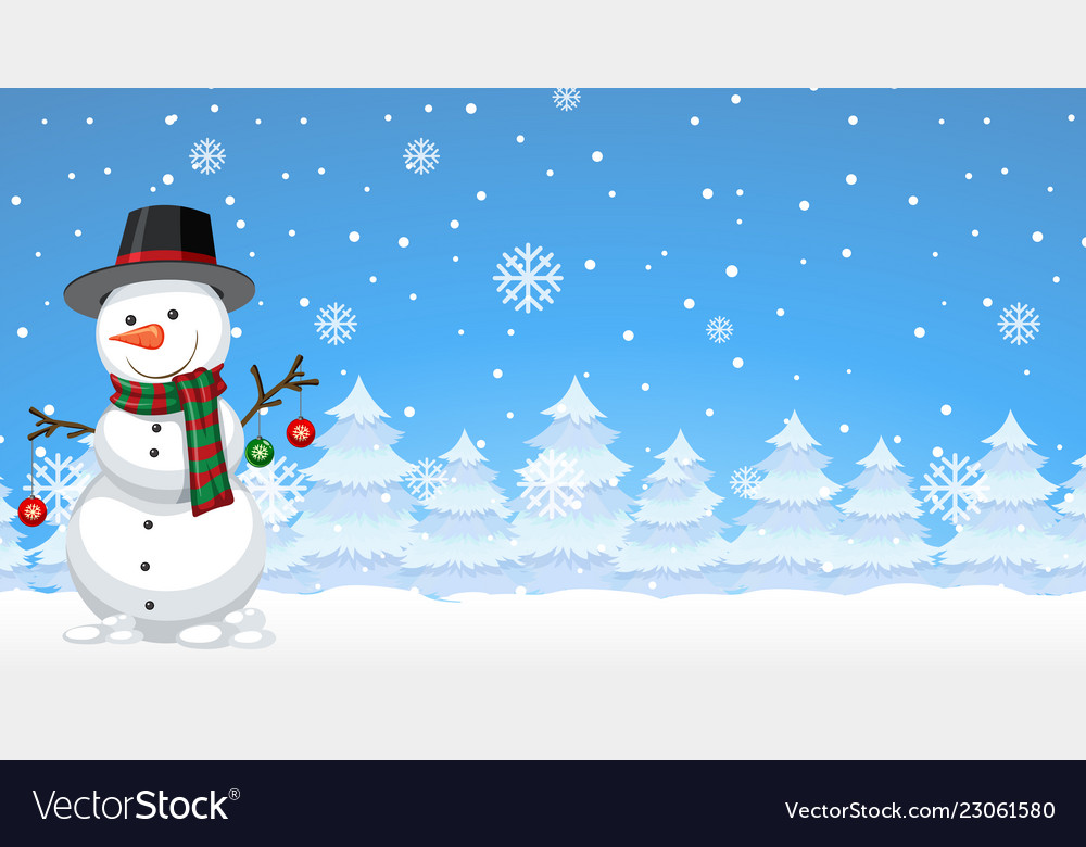 NEW by the yard  SNOWMAN SKIING ON WHITE BACKGROUND WITH STARS FREE SHIPPING