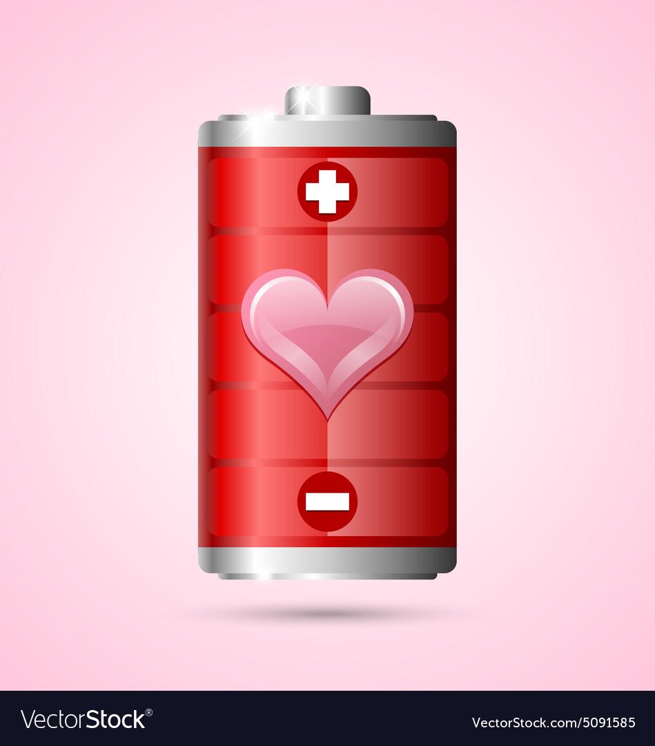 открытка батарейка любви картинка решила попробовать поделиться