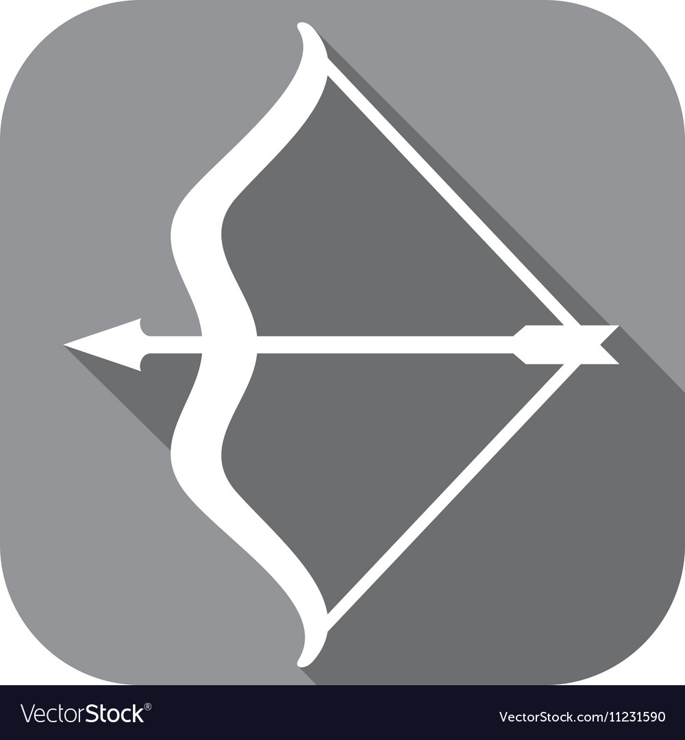 Arrow and Bow Icon