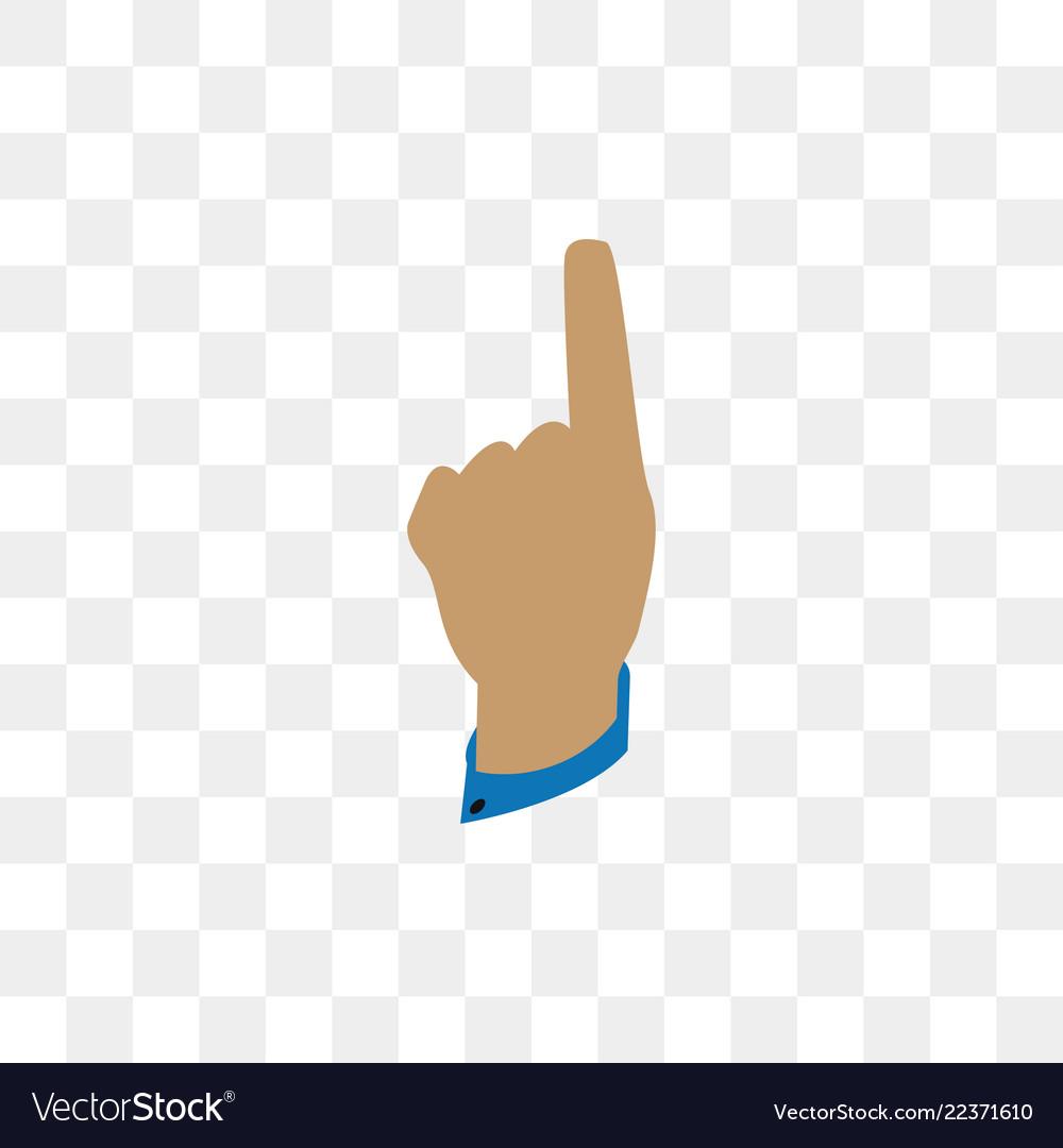 Hand gesture design template
