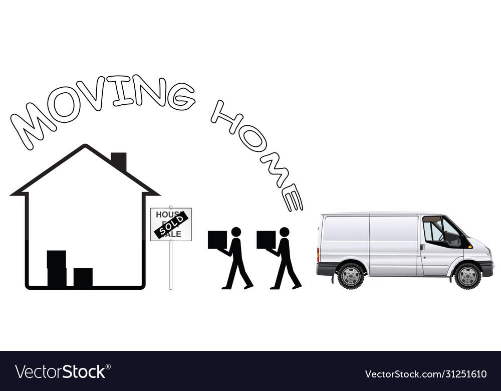 Representation moving home