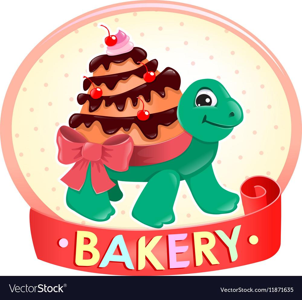 Turtle Cake logo
