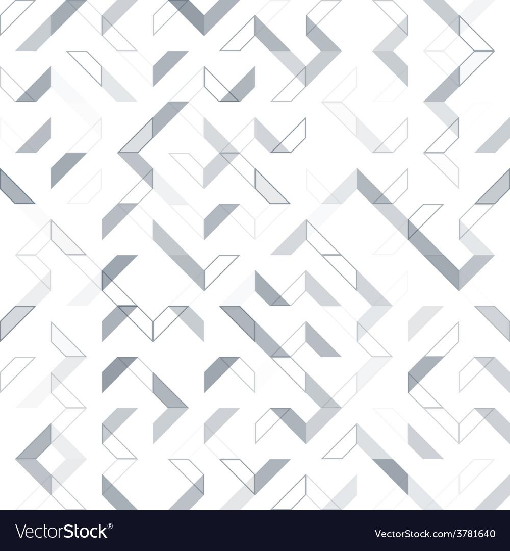 Geometric seamless geometric pattern