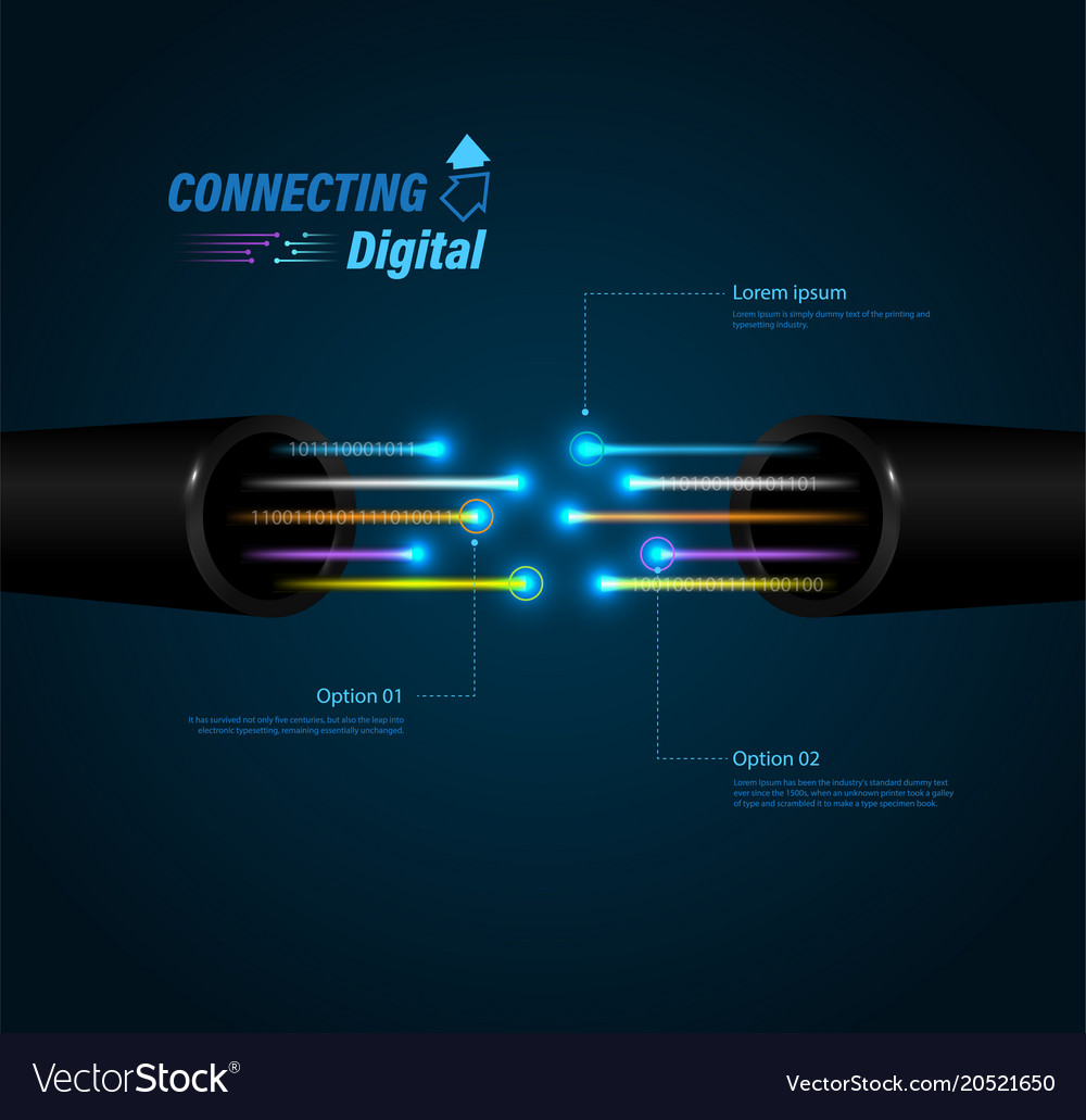 how to connect fiber optic
