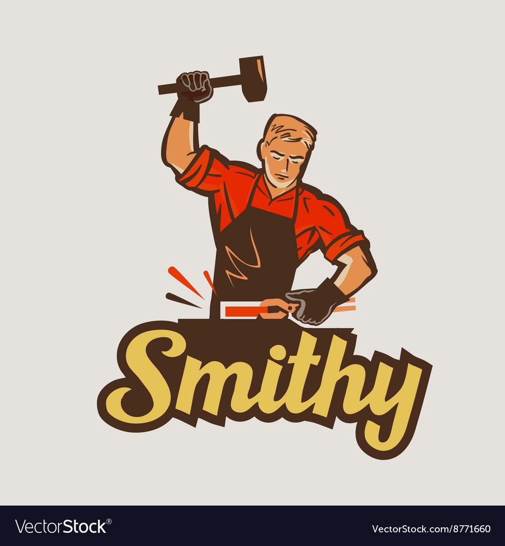 Blacksmith smithy