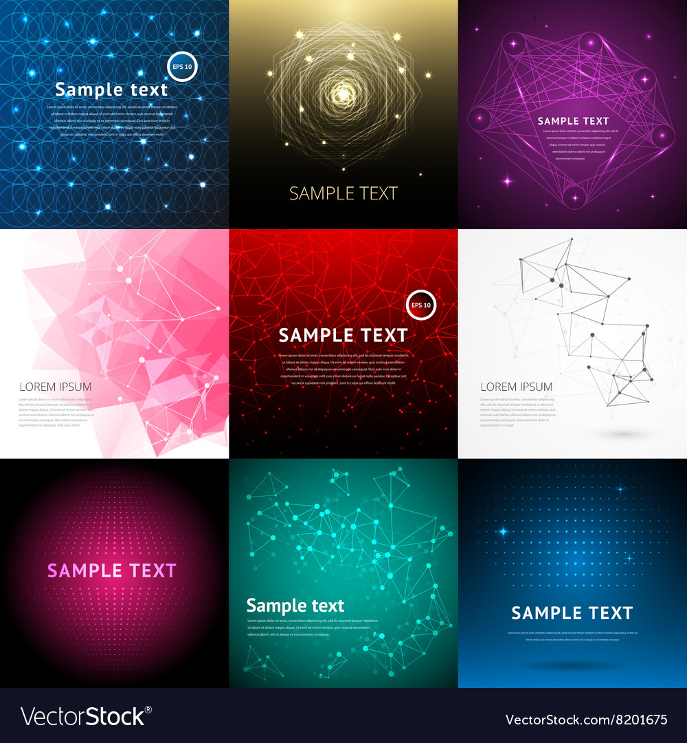 Abstract technology background for design