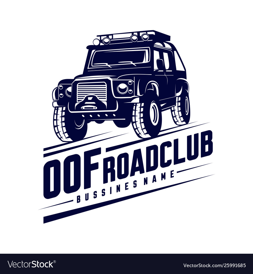 4X4 Off Road >> Off Road Car Logo Off Road 4x4 Extreme Car Club