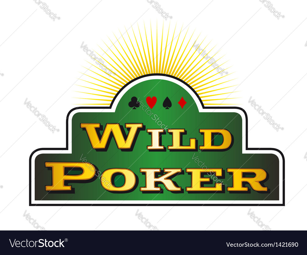 Poker background Red and Black icons vector image