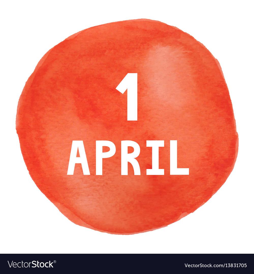 1 april calendar card1