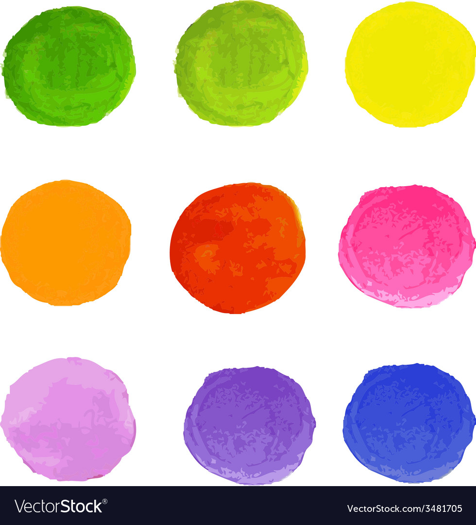 Watercolor Blots
