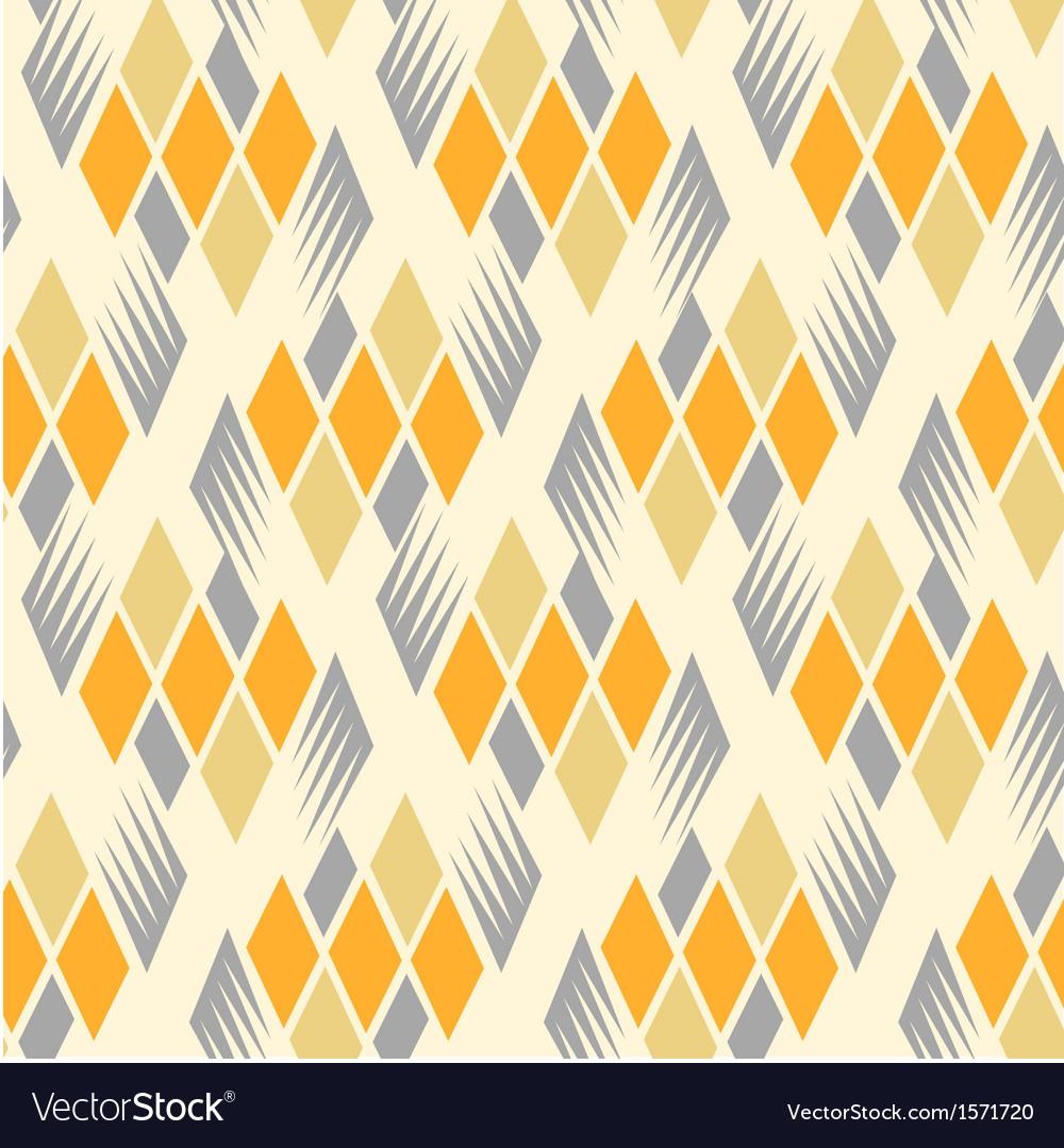 Retro diamond repeat pattern 3