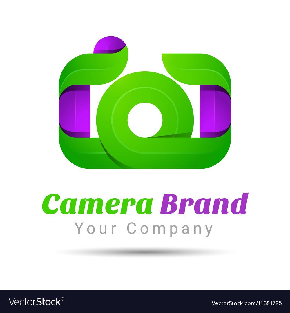 Photography studio photographer photo logo