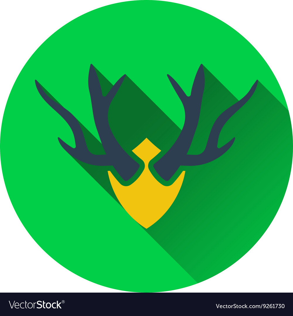 Icon of deers antlers