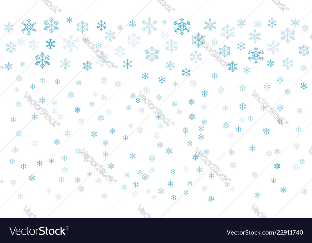 Background with snowflakes eps-10