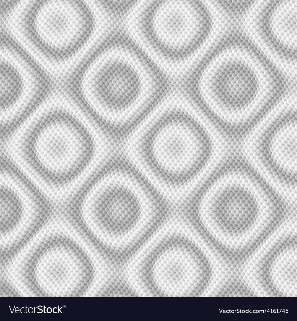 Background with an oval-shaped structures vector image