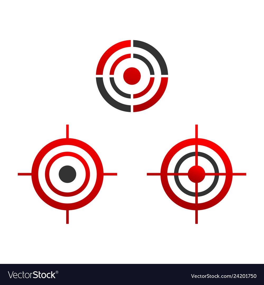 Various Target Icons