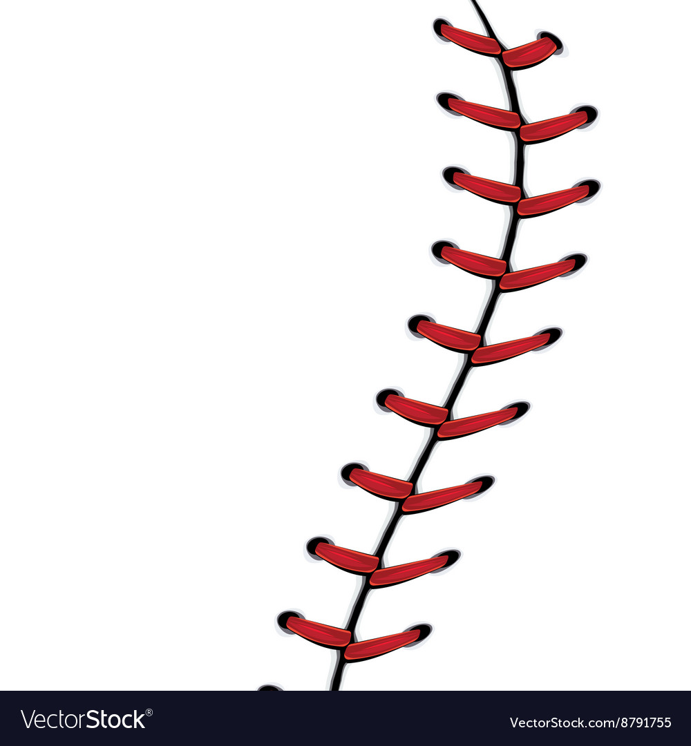 Baseball Lace Background3