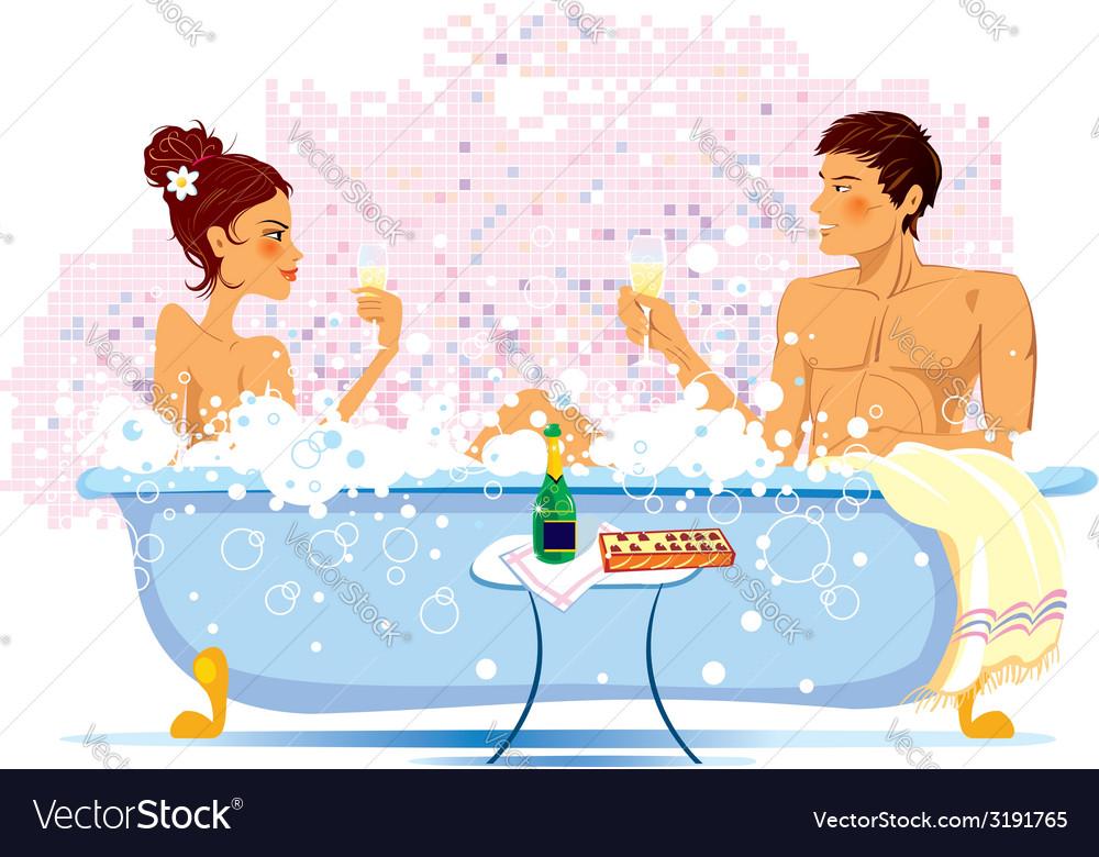 Открытка с легким душем для мужчины, красивые