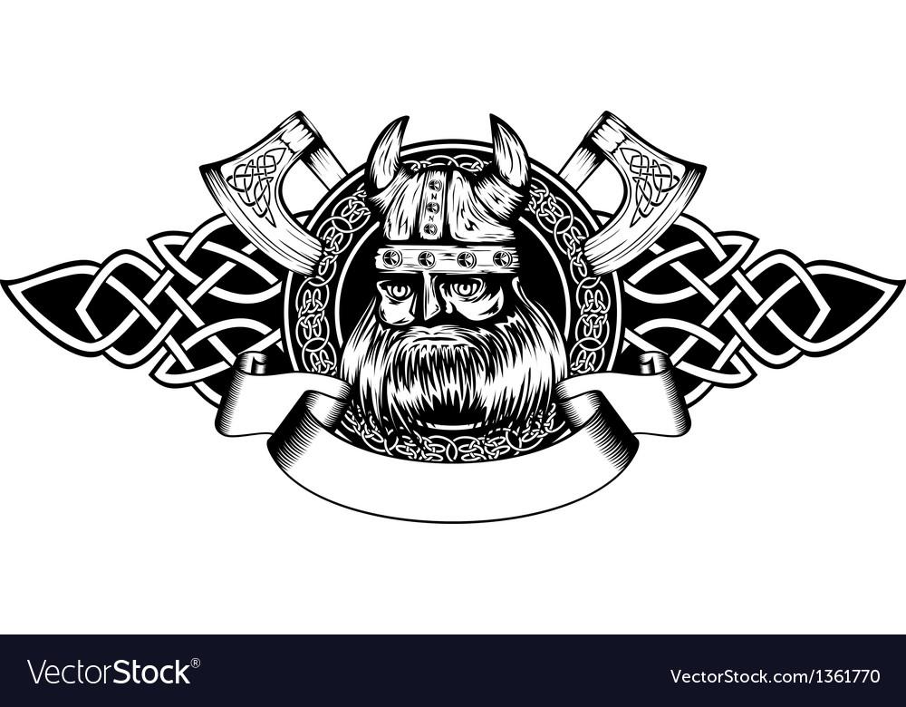 Viking in frame