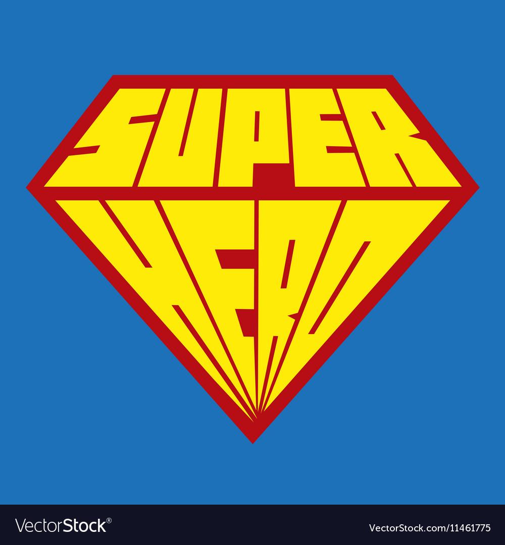 Superhero icon - Superhero logo