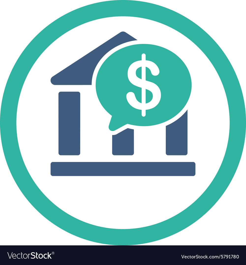 Bank Transfer Icon Vector Image