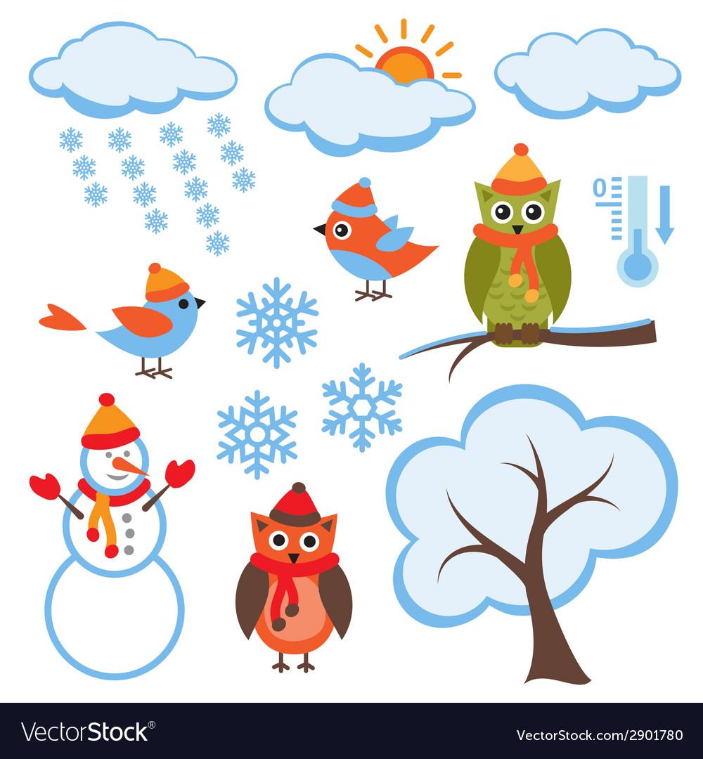 Cute Winter Set