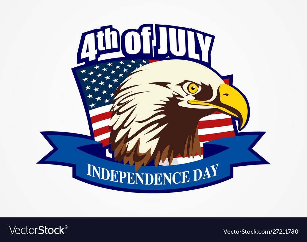 Independence day symbol