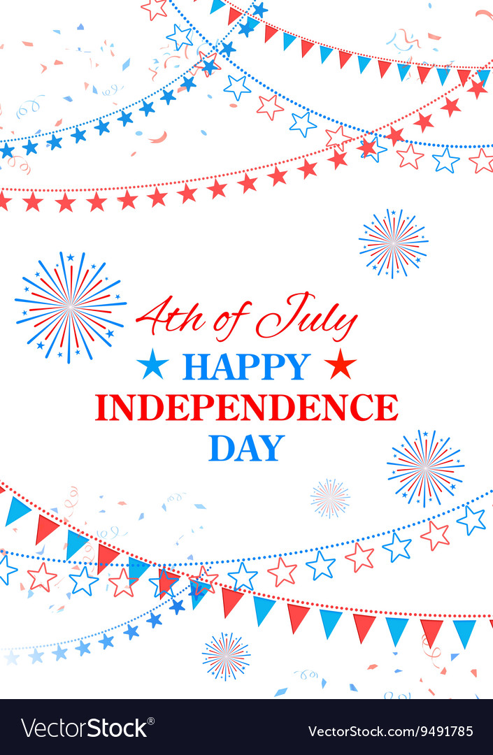 Happy Independence Day of America