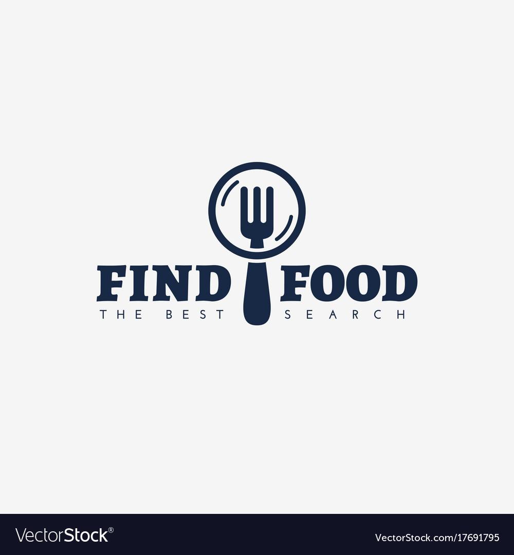 Find food logo