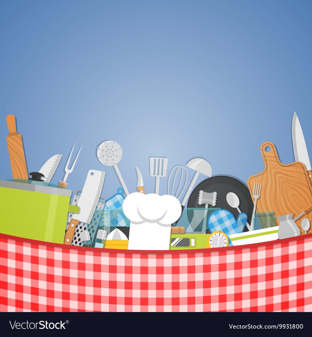 Cooking Kitchen Background