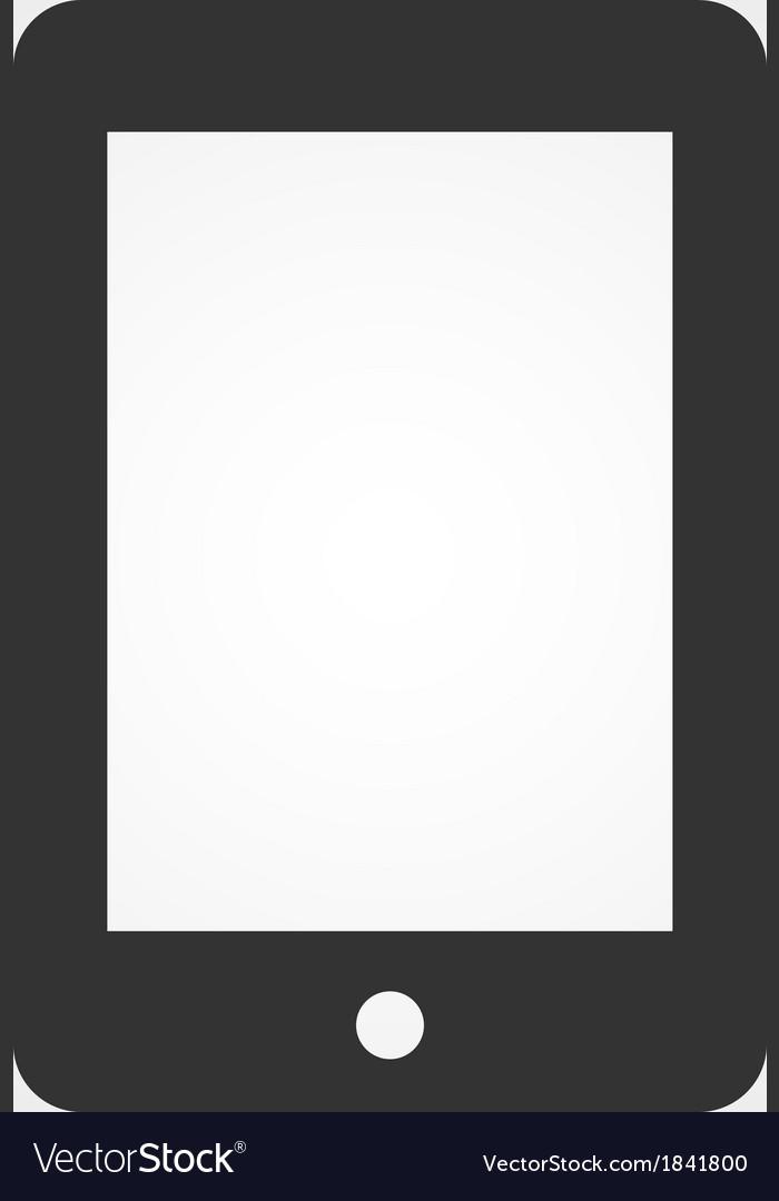 Phone icon flat design