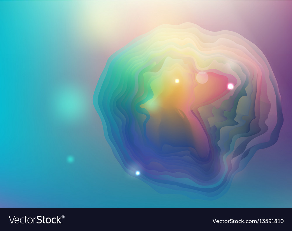Abstract blue background for design eps