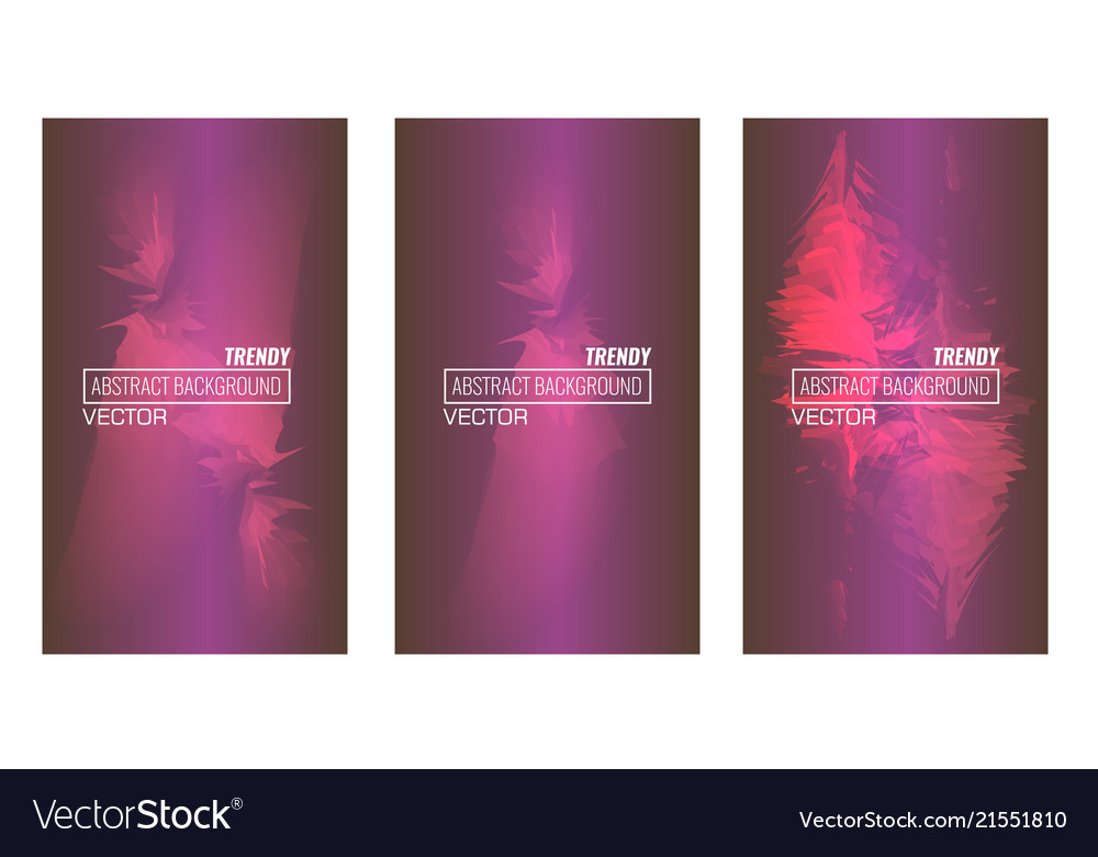 Trendy liquid color background design fluid