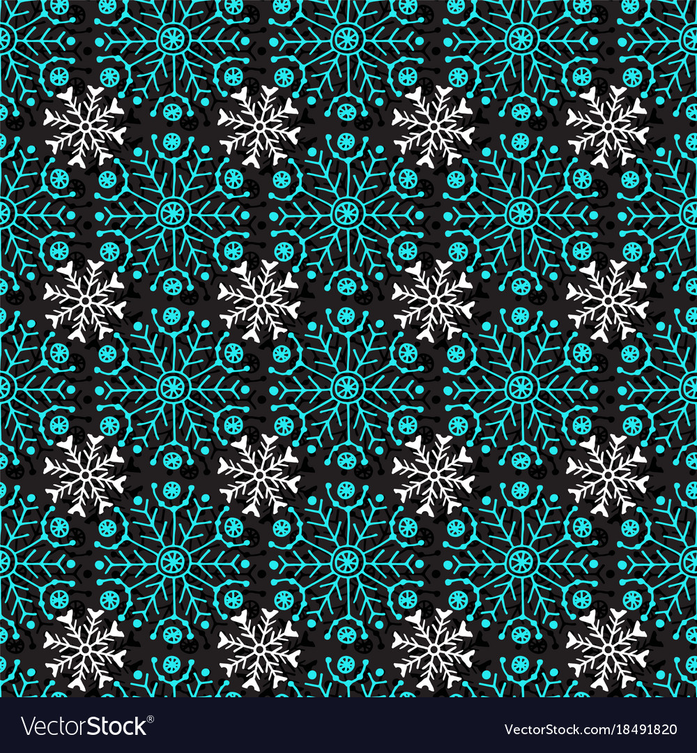 Christmas seamless pattern geometric texture with