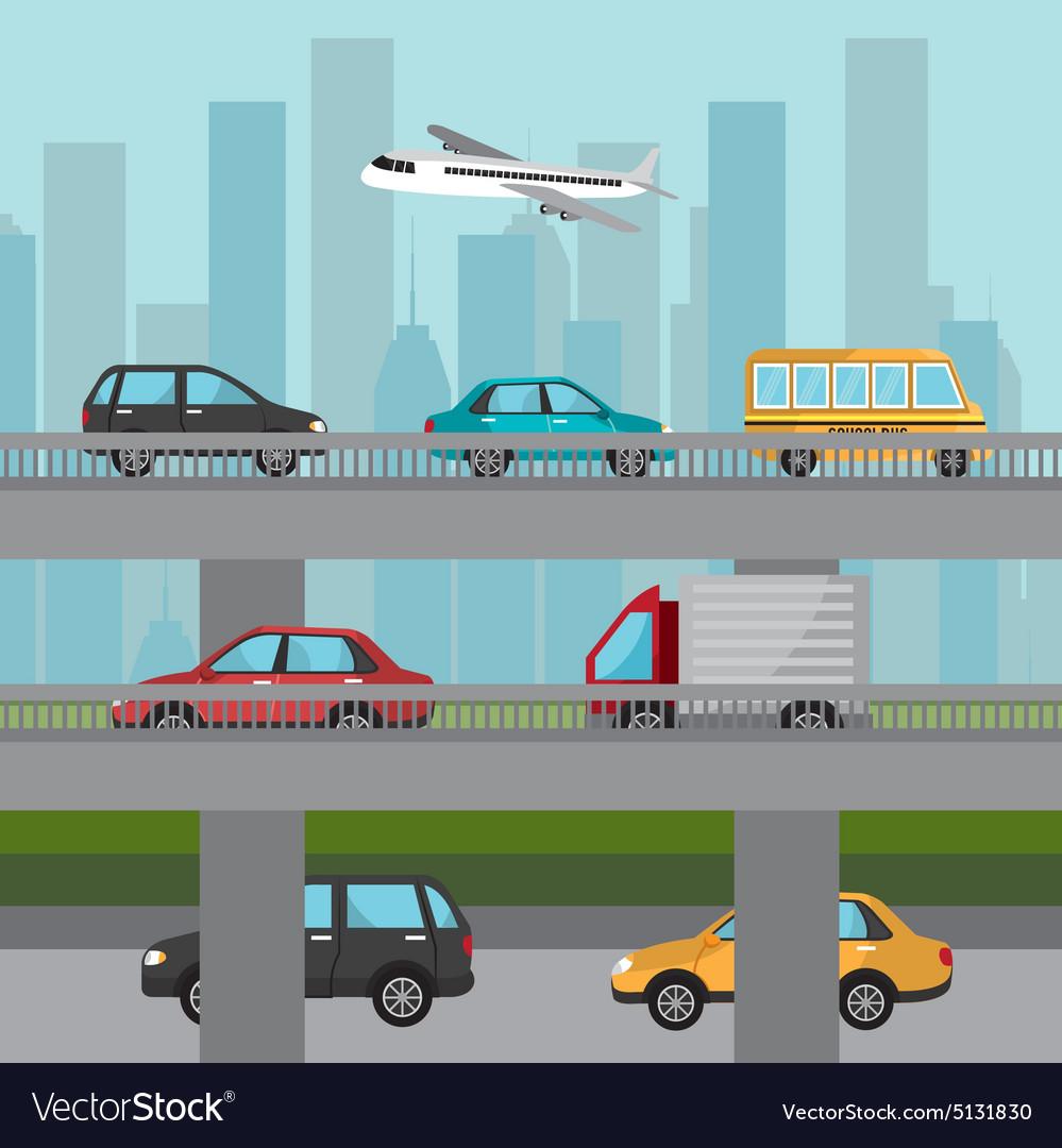 City transport design