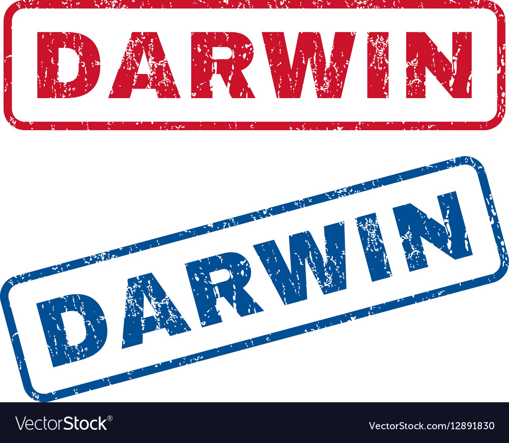 Darwin Rubber Stamps
