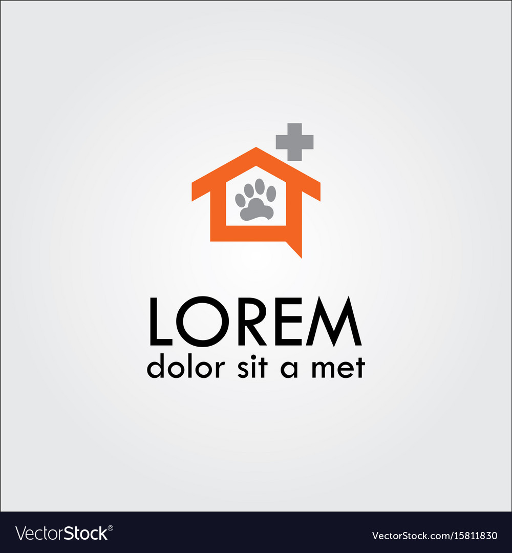 Home medical pets logo
