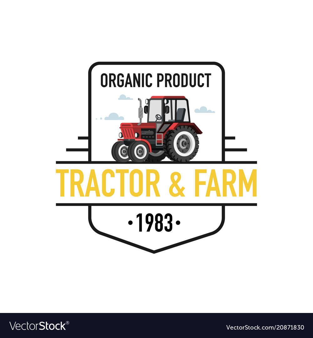 Tractor logos