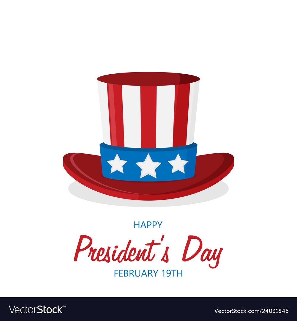 Flat presidents day