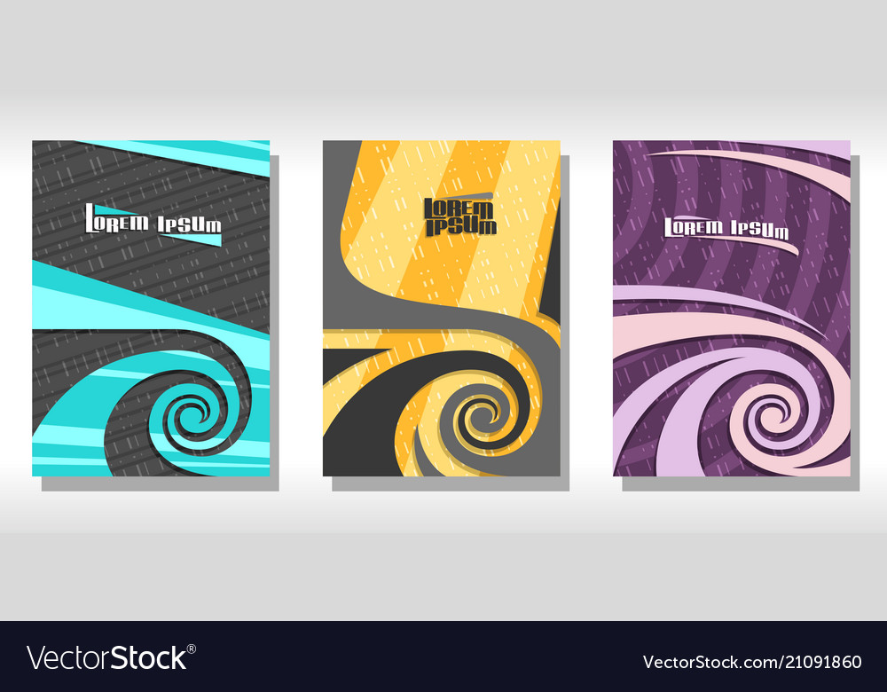 Set of colorful covers