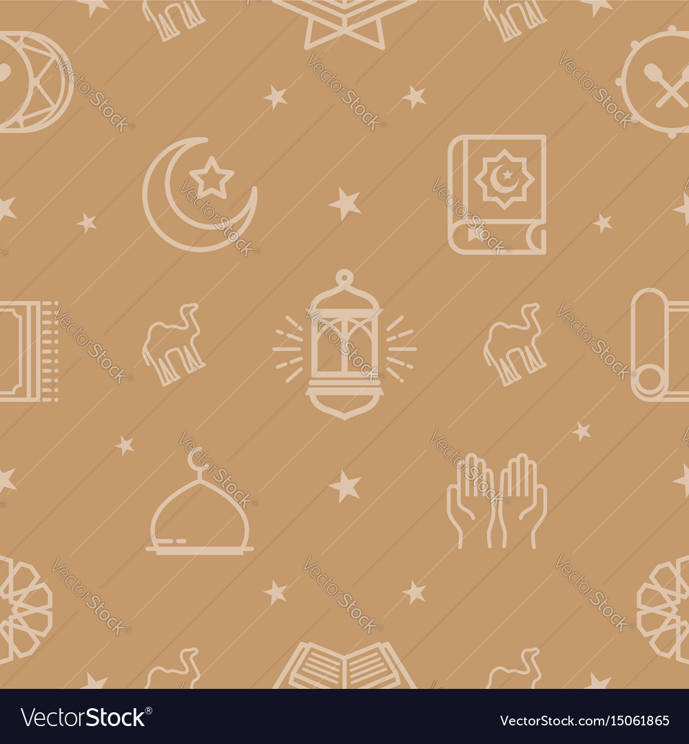 Ramadan kareem pattern