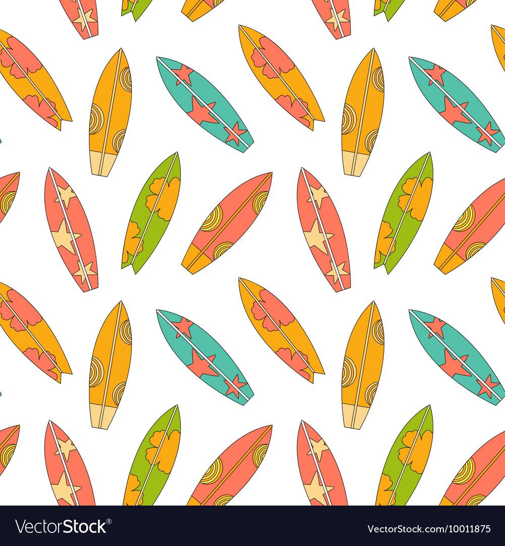 Surfing pattern