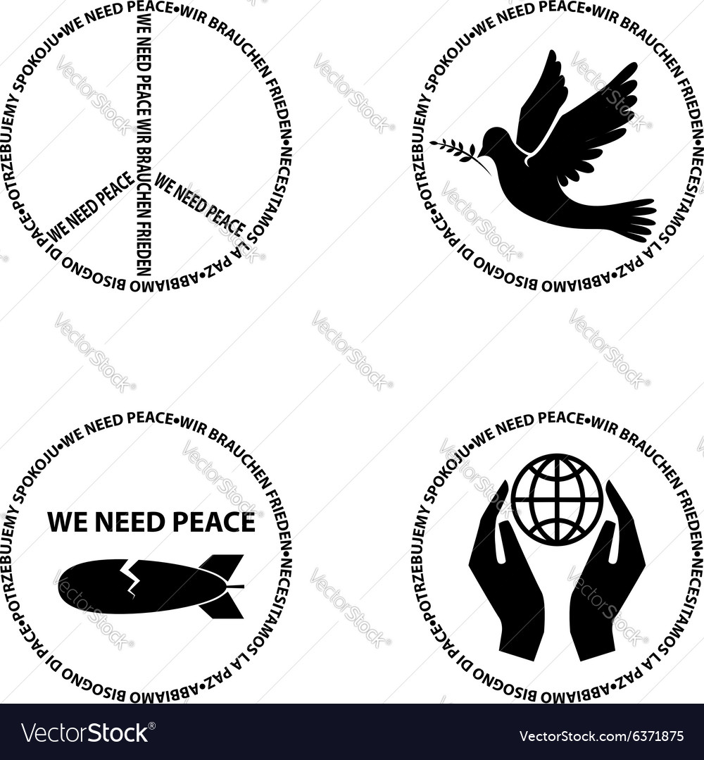We need peace22