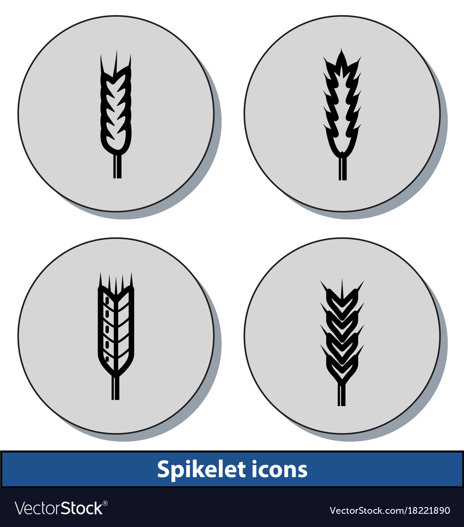 Spikelet light icons