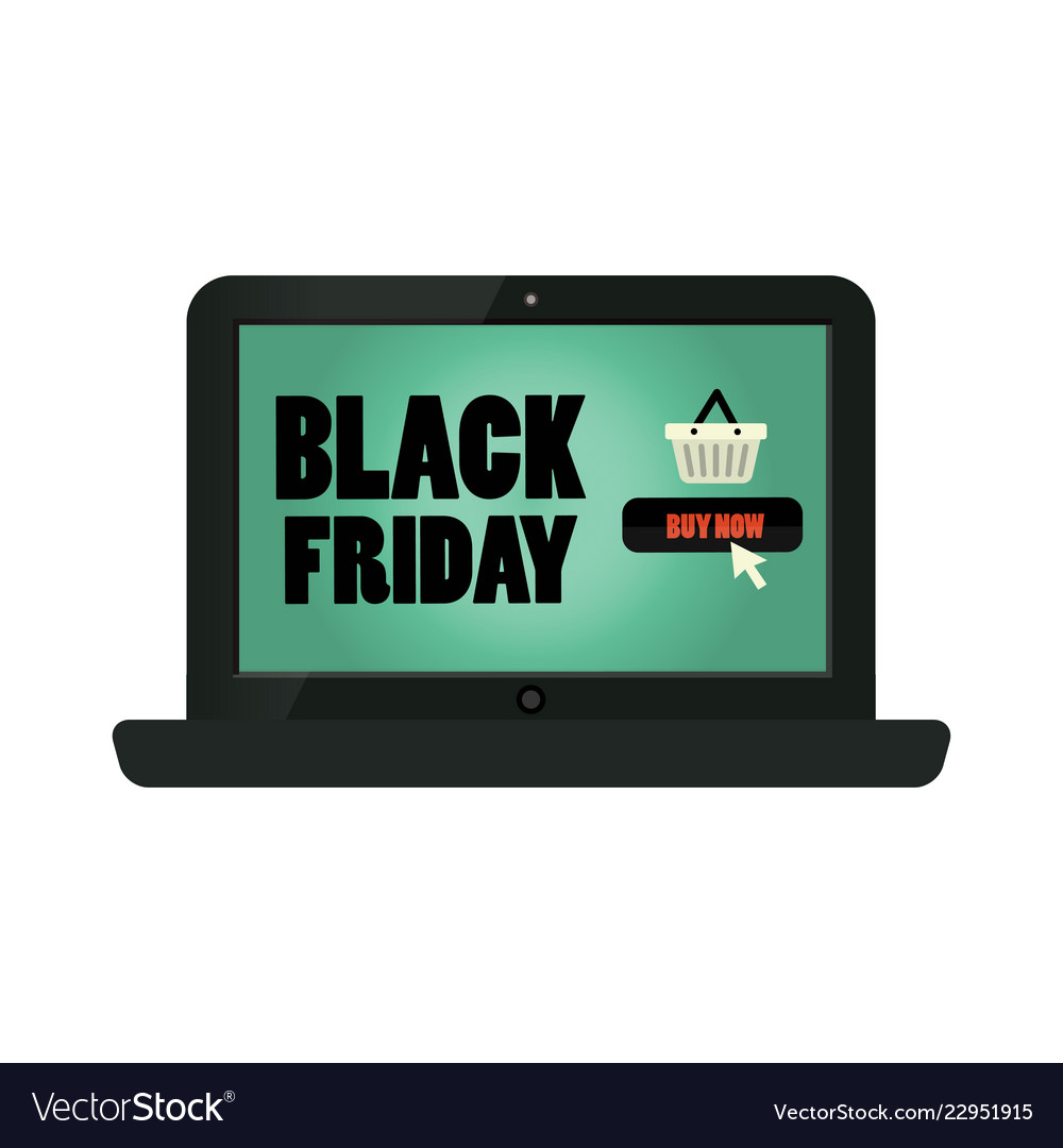 Advertising on the internet black friday
